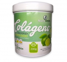 Colágeno Nutry Corpus - Limão